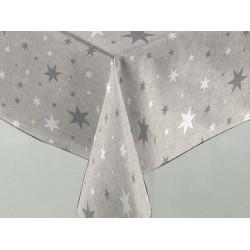 Mantel Resinado Teflón STARS