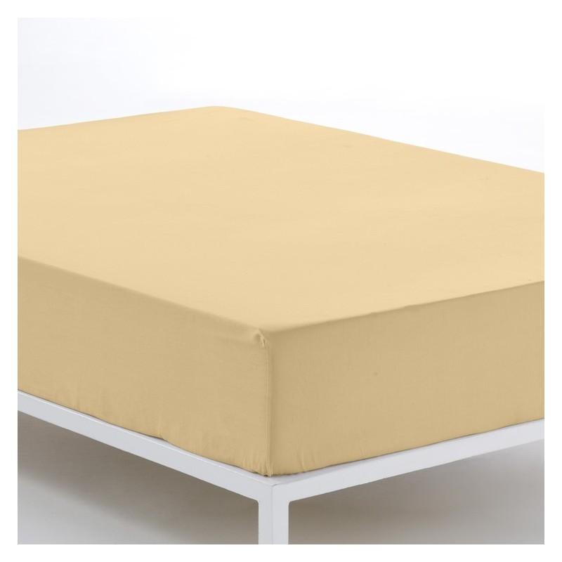 Bajera ajustable COMBI LISOS. 100% algodón (144 hilos). Es-Tela 002-BEIGE